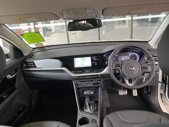 2021 Kia Niro Hybrid Sport DE MY21 Clear White