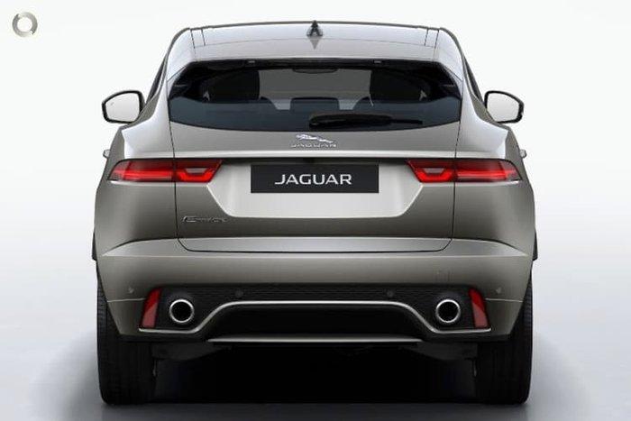 2021 Jaguar E-PACE P250 R-Dynamic S X540 MY21 AWD Silicon Silver