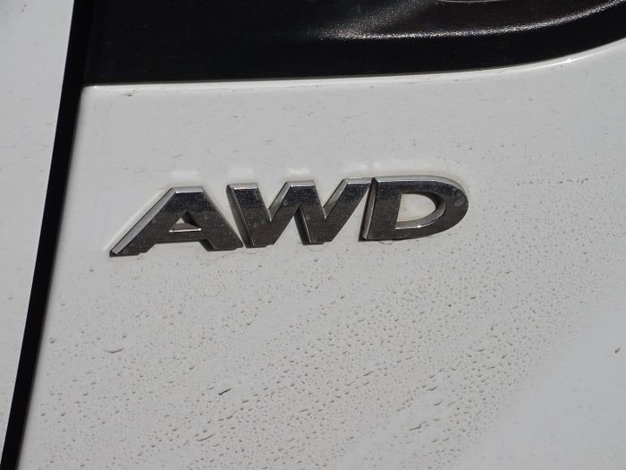 2014 Ford Territory TX SZ AWD Winter White
