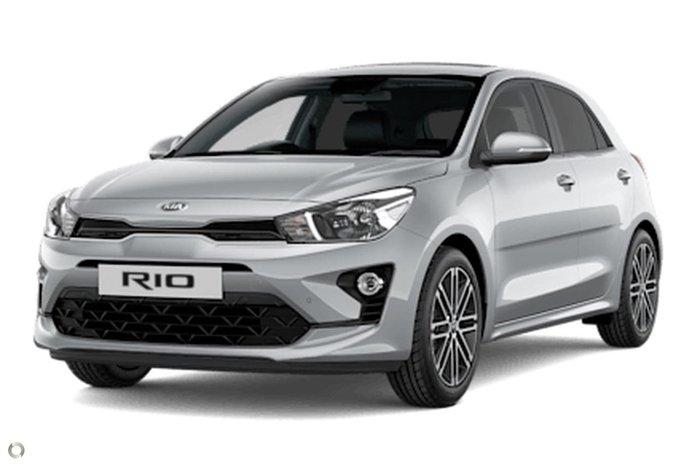 2021 KIA RIO SX YB Silver
