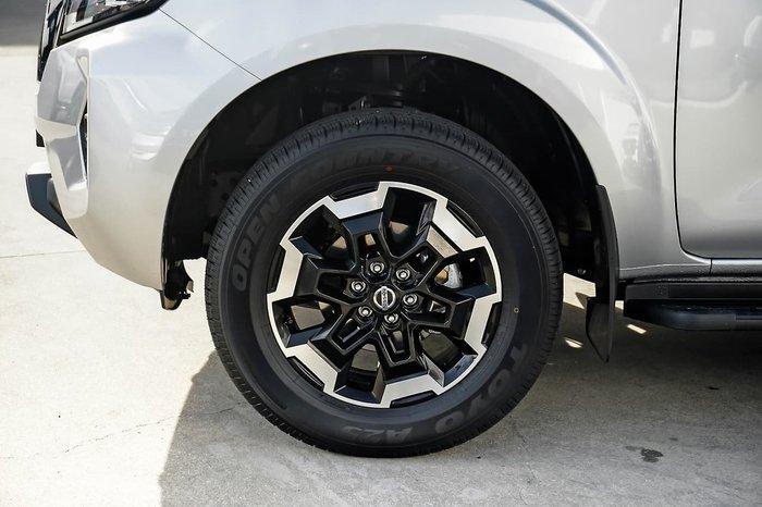 2021 Nissan Navara ST-X D23 Silver