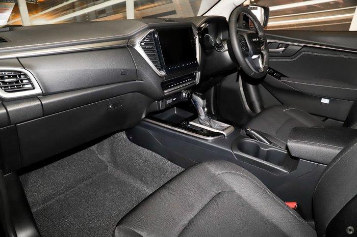 2021 Isuzu D-MAX LS-U MY21 4X4 Dual Range Magnetic Red