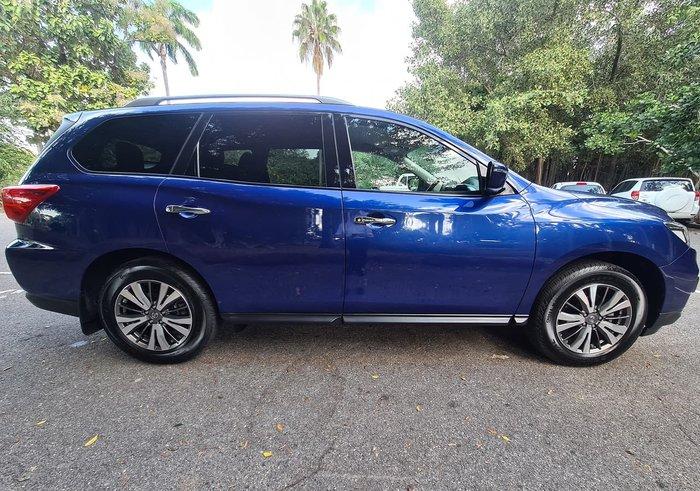 2018 Nissan Pathfinder ST R52 Series II MY17 4X4 On Demand Blue