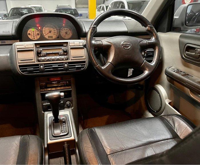 2003 Nissan X-TRAIL Ti T30 4X4 On Demand Silver