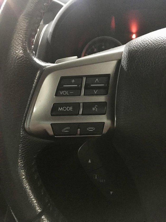 2013 Subaru XV 2.0i-L G4X MY13 AWD Black