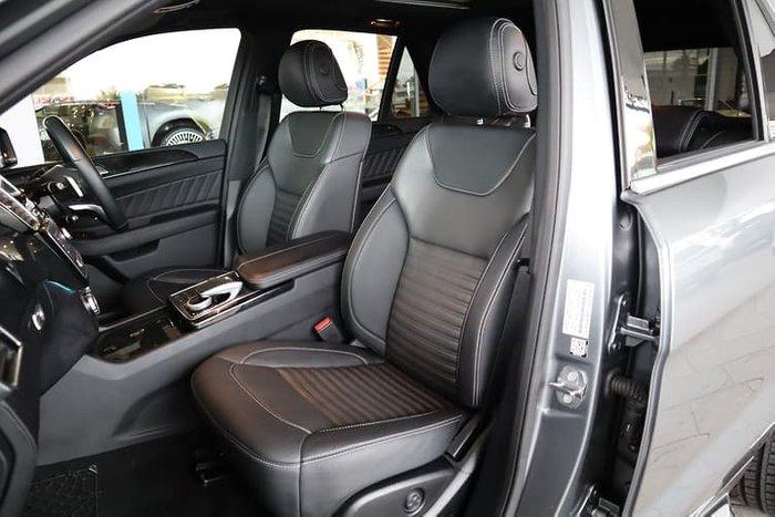 2017 Mercedes-Benz GLE-Class GLE350 d W166 Four Wheel Drive Selenite Grey