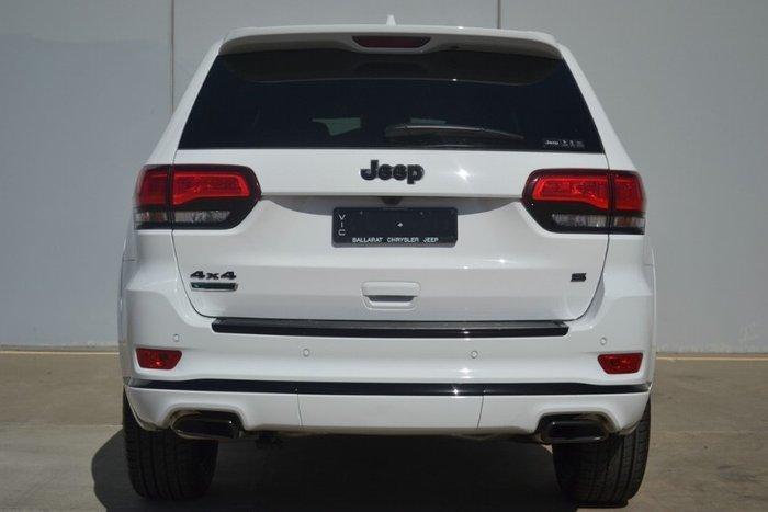 2021 Jeep Grand Cherokee S-Limited WK MY21 4X4 Dual Range BRIGHT WHITE