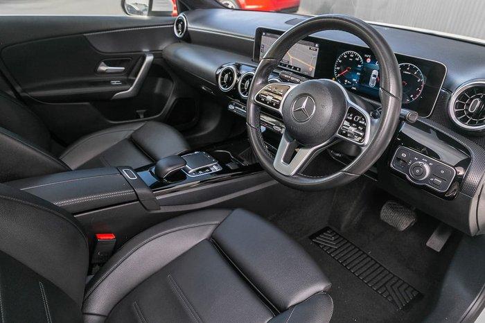 2018 Mercedes-Benz A-Class A200 W177 White