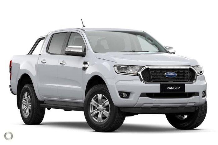 2021 Ford Ranger XLT PX MkIII Arctic White