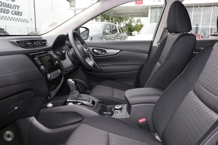 2021 Nissan X-TRAIL ST T32 MY21 4X4 On Demand Ivory Pearl