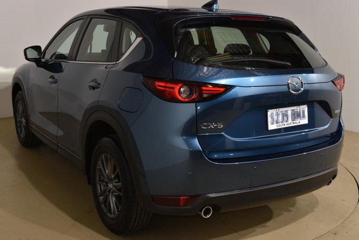 2020 Mazda CX-5 Maxx Sport KF Series Eternal Blue