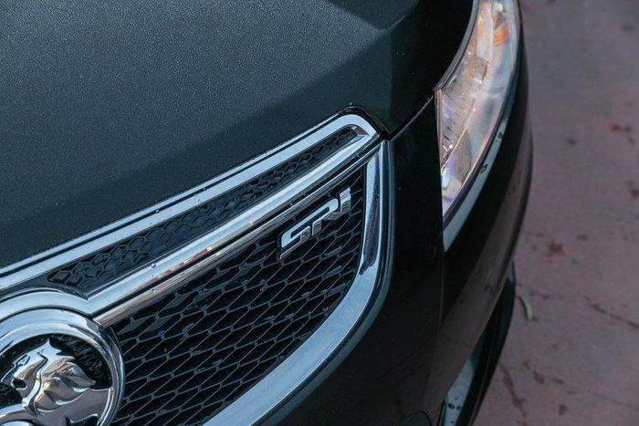 2011 Holden Cruze SRi-V JH Series II MY11 Black