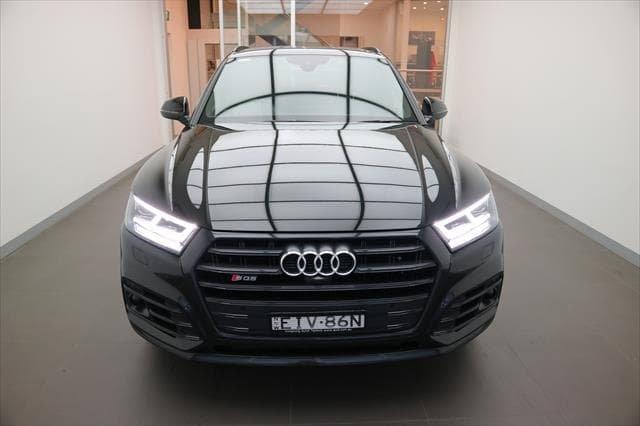 2020 Audi SQ5 FY MY20 Four Wheel Drive Black