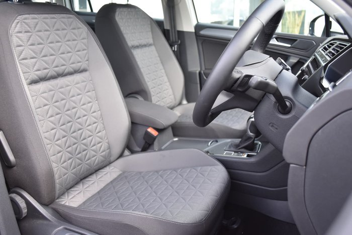2021 Volkswagen Tiguan 110TSI Life 5N MY21 Pure White