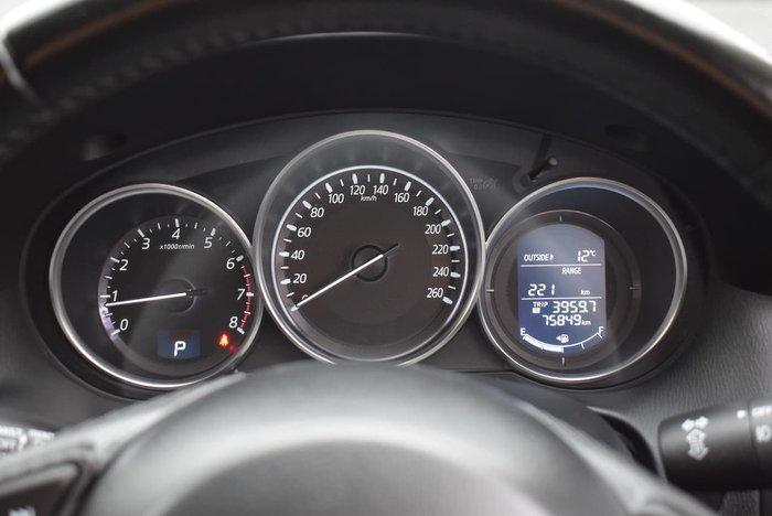 2016 Mazda CX-5 Maxx Sport KE Series 2 AWD Black