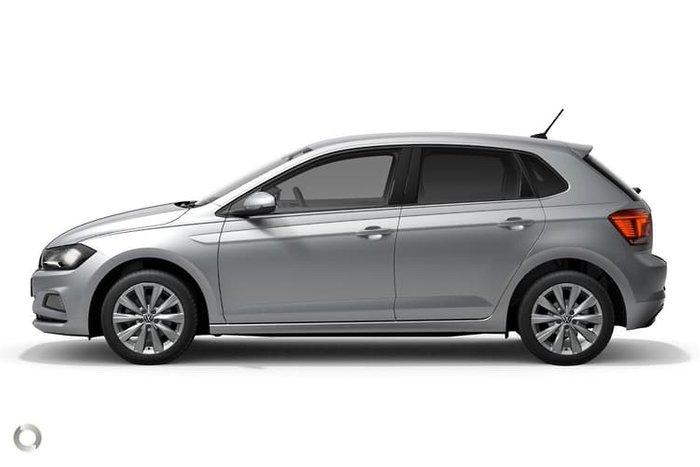 2021 Volkswagen Polo 85TSI Style AW MY21 Reflex Silver
