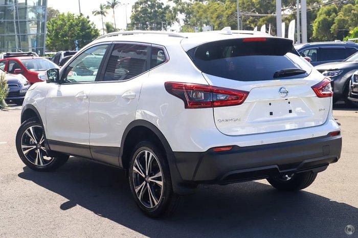 2021 Nissan QASHQAI ST-L J11 Series 3 MY20 White