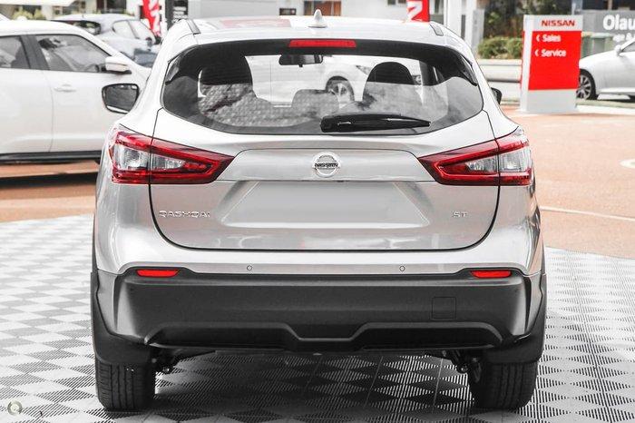 2021 Nissan QASHQAI ST J11 Series 3 MY20 Silver