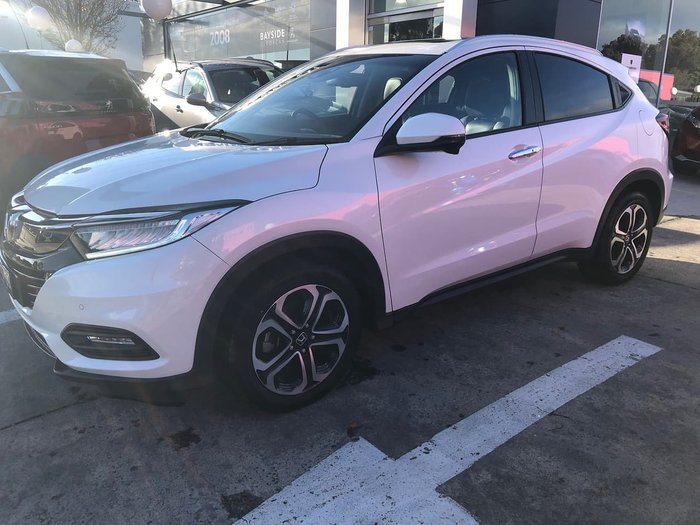 2020 Honda HR-V VTi-LX MY20 White