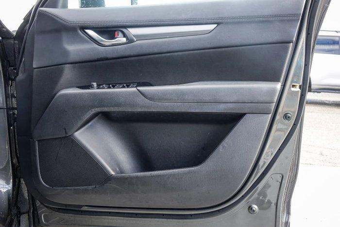 2017 Mazda CX-5 Maxx Sport KE Series 2 AWD Meteor Grey