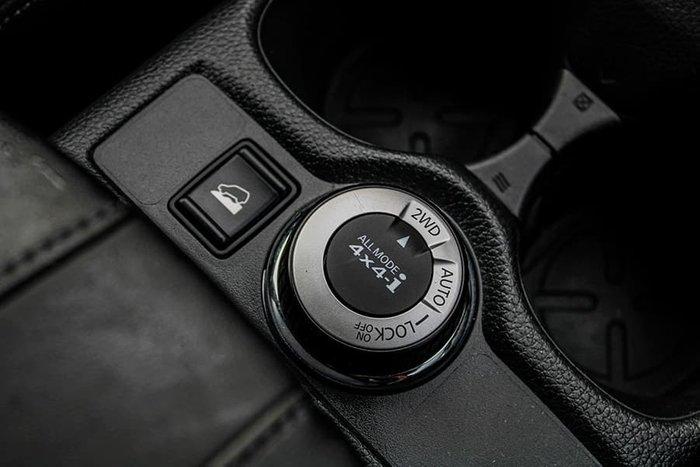 2017 Nissan X-TRAIL ST T32 Series II 4X4 On Demand Ivory Pearl