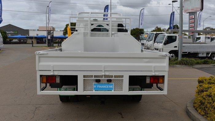 2014 ISUZU NPS 300 WHITE