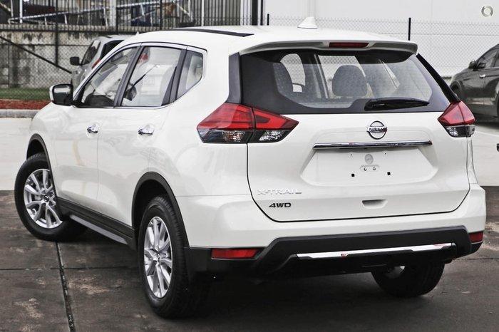 2021 Nissan X-TRAIL ST T32 MY21 4X4 On Demand White