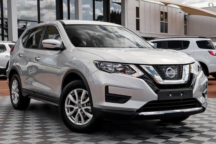 2021 Nissan X-TRAIL ST T32 MY21 4X4 On Demand Silver