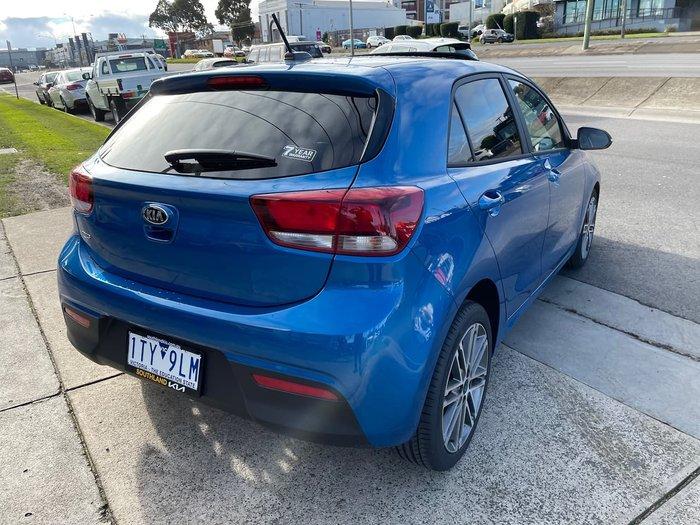 2021 KIA RIO SX YB Blue