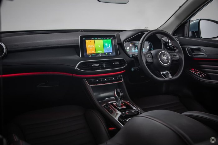 2021 MG HS PHEV Essence SAS23 MY21 Drive Type: Phantom Red