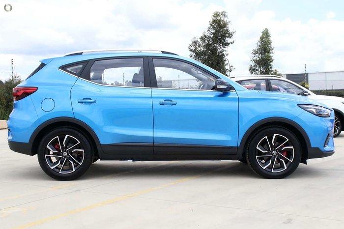 2021 MG ZST Essence MY21 Drive Type: Brighton Blue