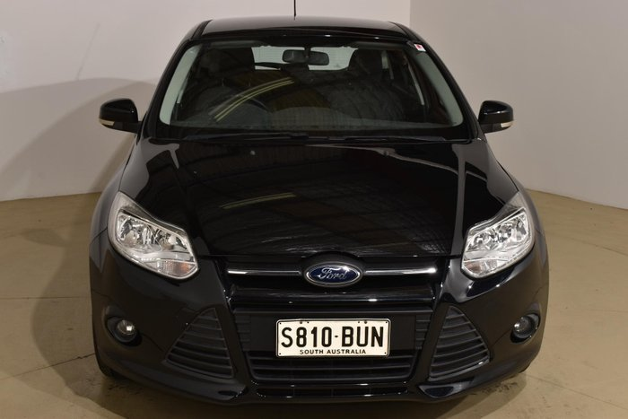 2012 Ford Focus Trend LW Panther Black