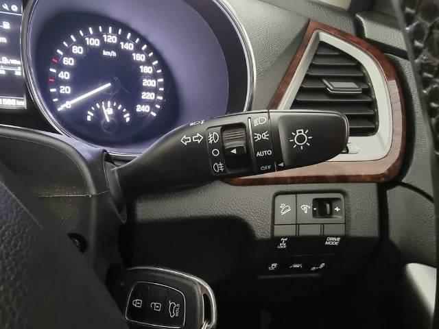 2017 Hyundai Santa Fe Active DM5 Series II MY18 4X4 On Demand MOLTEN SILVER