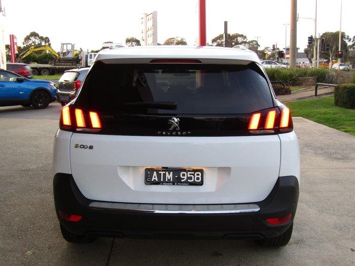2017 Peugeot 5008 Allure P87 MY18 White