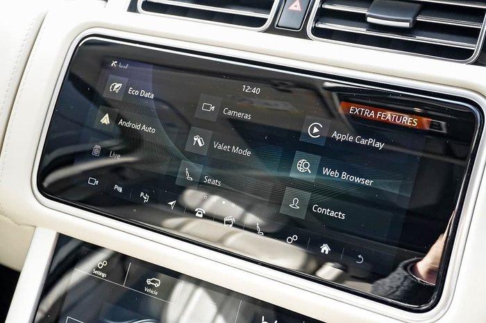 2020 Land Rover Range Rover P525 Autobiography L405 MY21.5 4X4 Dual Range Blue