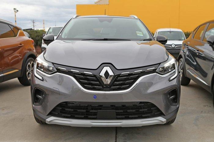 2021 Renault Captur Intens JB Black