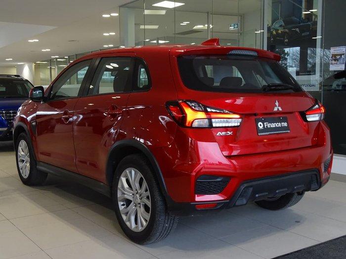 2019 Mitsubishi ASX LS XD MY20 Red