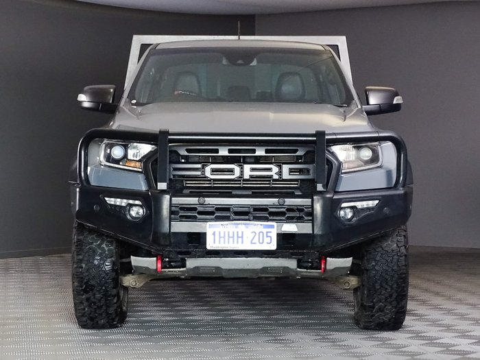 2018 Ford Ranger Raptor PX MkIII MY19 4X4 Dual Range Conquer