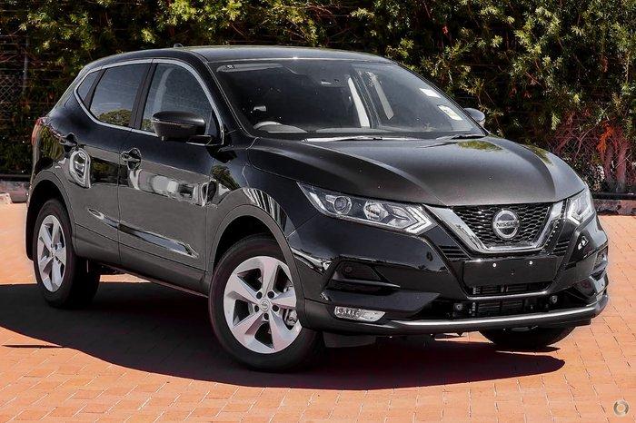2021 Nissan QASHQAI ST+