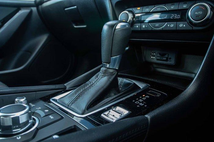 2018 Mazda 3 Maxx Sport BN Series Silver