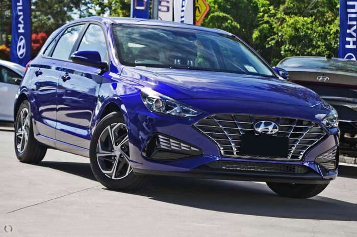 2021 Hyundai i30 PD.V4 MY21 Blue