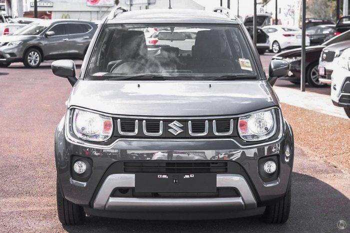 2021 Suzuki Ignis GL MF Series II Grey