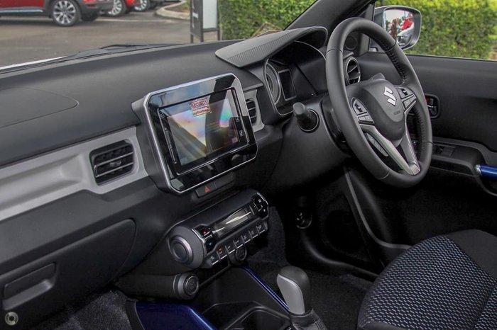 2021 Suzuki Ignis GLX MF Series II White