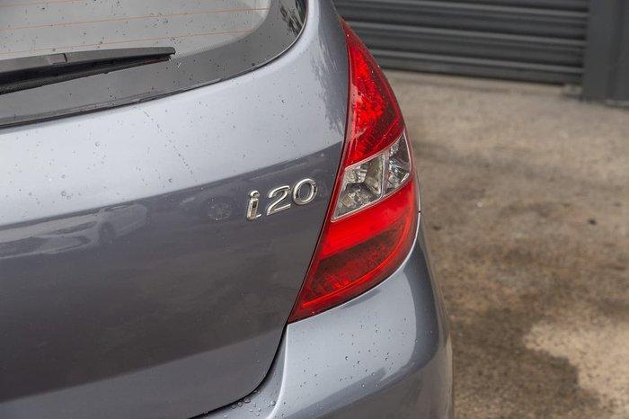 2012 Hyundai i20 Active PB MY12 Grey