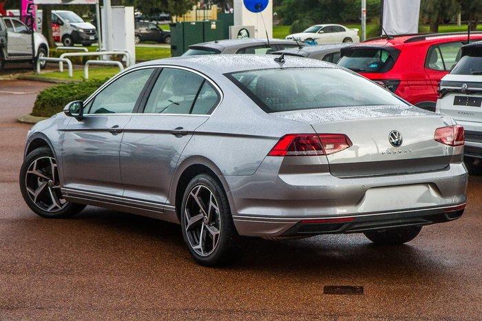 2021 Volkswagen Passat 140TSI Business B8 MY21 Silver