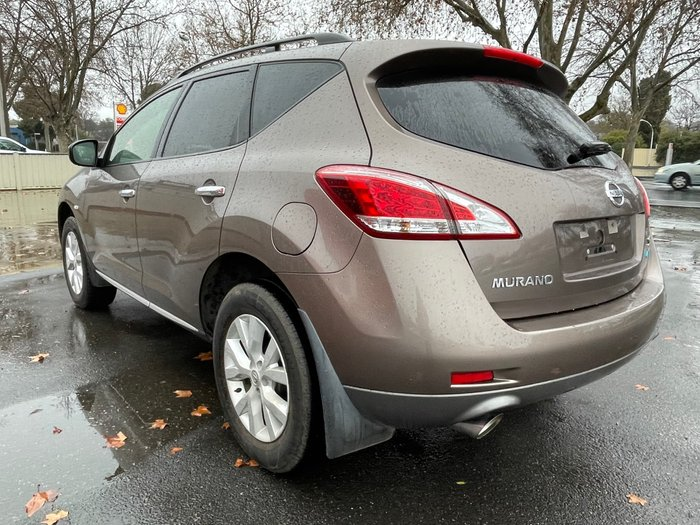 2013 Nissan Murano ST Z51 Series 3 4X4 Constant Tinted Bronze