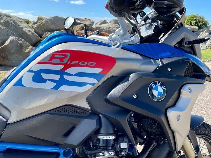 2017 BMW R 1200 GS RALLYE X Blue