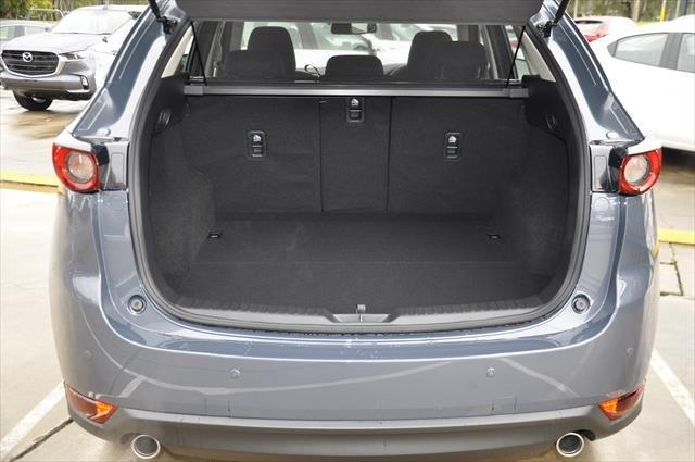 2021 MAZDA CX-5 MAXX SPORT CX-5 K 6AUTO MAXX SPORT PETROL FWD Polymetal Grey