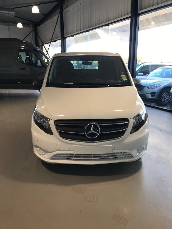 2020 Mercedes-Benz Vito 111CDI 447 White