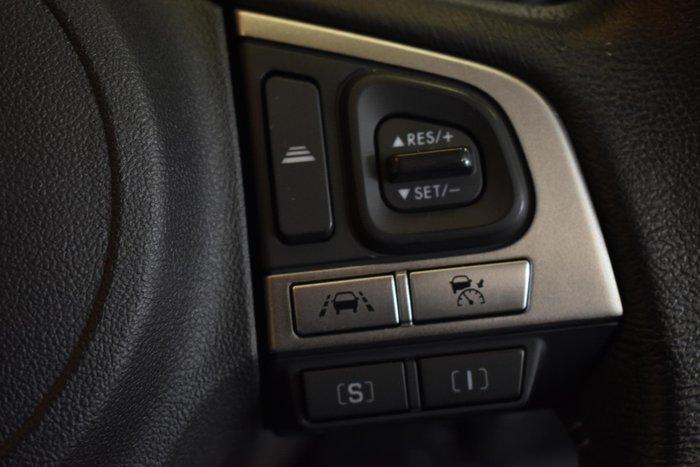 2018 Subaru Forester 2.5i-S S4 MY18 AWD Quartz Blue